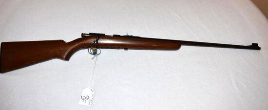 Winchester Model 69 .22 Short, Long and Long Rifle Bolt Action, no mag