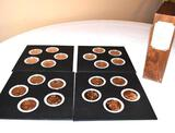 Franklin Mint Official Big Game Medals Patron's Edition, Solid Bronze Proof Set in Presentation Case