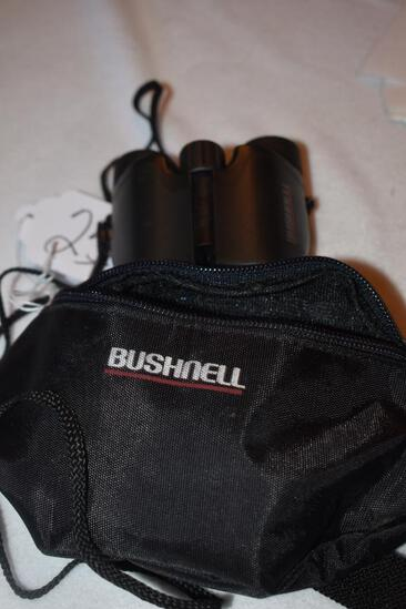 Bushnell Super Light Binoculars, Fully coated lenses with strap and carry bag Bushnell 8 x 21