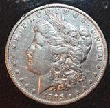 1885 US Morgan Silver Dollar with nice Crisp Details