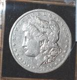 1896-O US Morgan Silver Dollar, Nicely Detailed Collector's Coin