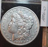 Rare KEY Date 1886-O US Morgan Silver Dollar, Clear Face, Great Details Compares to MS60-63