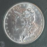 US Morgan Silver Dollar 1885-O High Grade, From Private collector