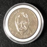THEODORE ROOSEVELT DOUBLE EAGLE COIN