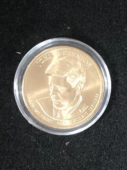 JOHN F KENNEDY: PRESIDENTIAL $1