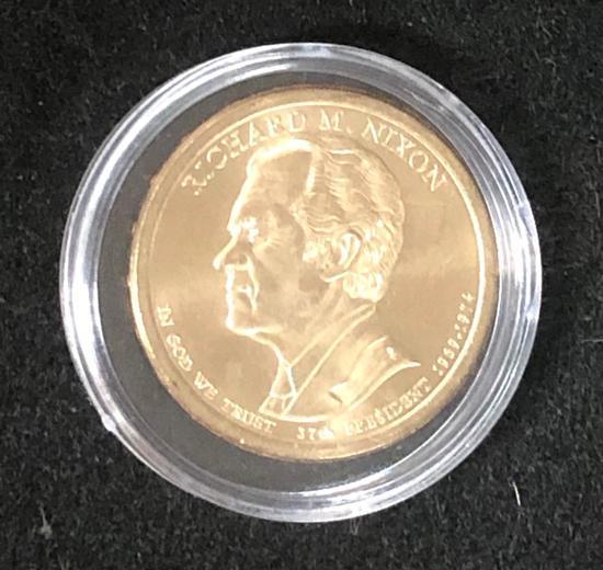 RICHARD M NIXON: PRESIDENTIAL $1