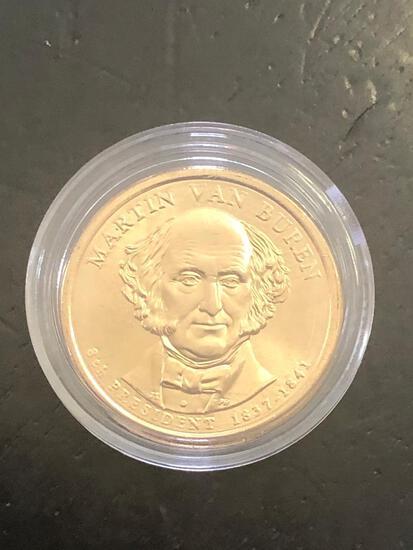Martin Van Buren PRESIDENTIAL $1