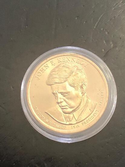 JOHN F. KENNEDY: PRESIDENTIAL $1