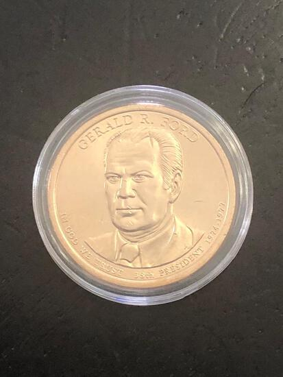 GERALD FORD: PRESIDENTIAL $1