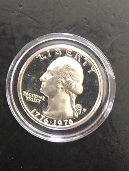 BICENTENNIAL QUARTER: PROOF