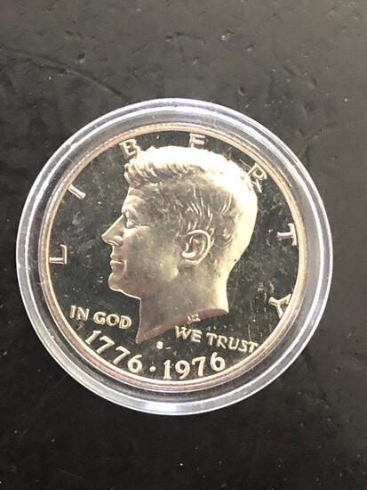 1776-1976S BICENTENNIAL KENNEDY HALF DOLLAR: PROOF