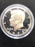 1973S PROOF KENNEDY HALF DOLLAR