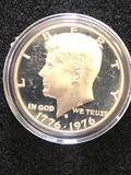 1976S BICENTENNIAL KENNEDY HALF DOLLAR: PROOF