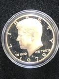 1979S PROOF KENNEDY HALF DOLLAR