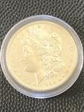 1884O Morgan Silver Dollar