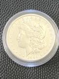 1896O Morgan Silver Dollar