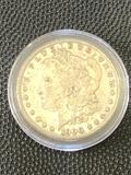 1900S Morgan Silver Dollar