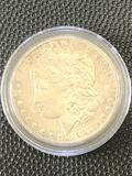 1901O Morgan Silver Dollar