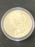 1902O Morgan Silver Dollar