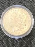 1904O Morgan Silver Dollar
