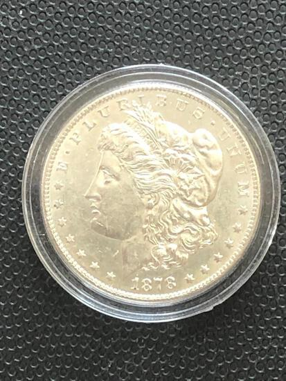 1878S Morgan Dollar