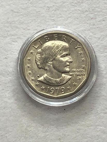 1979s Susan B Anthony Dollar