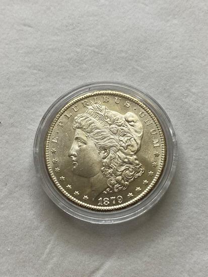 1879S Morgan Silver Dollar