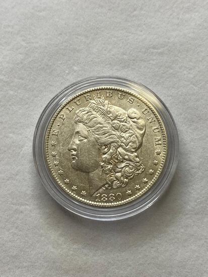 1880O Morgan Silver Dollar