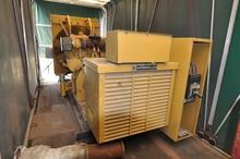 1996 McCord Drop Deck & 1989 Caterpillar Generator