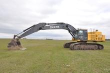 2007 John Deere 450 DLC Track Excavator
