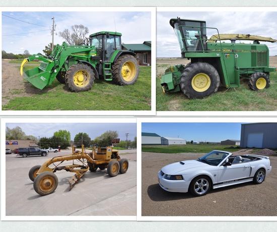 2020 Spring PLA & Turgeon Farms Equipment Auction