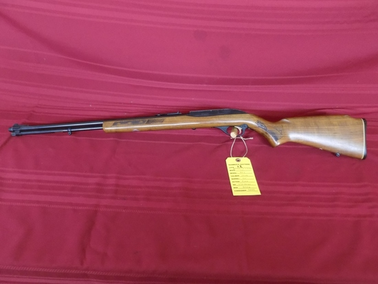 The Marlin Firearms co. 99c 22lr. rifle sn:27234201