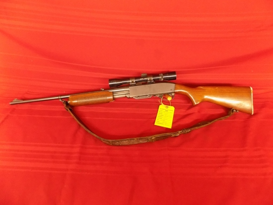 Remington Arms Co. inc. 760 30-06 sprg. rifle. sn:178785