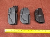 x3 bladetech holsters. GL 17/22, XDM, and GL 34