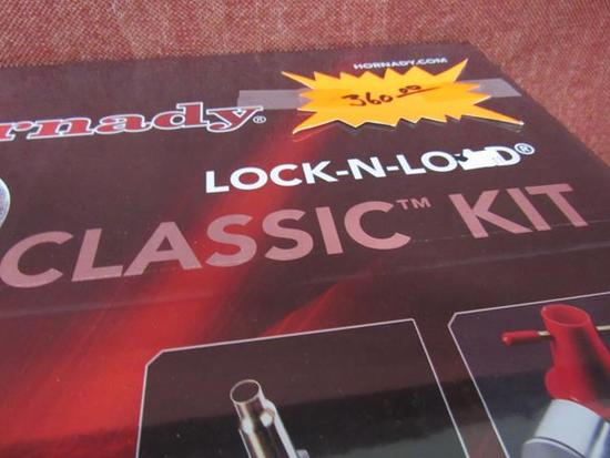 Hornady Lock-N-Load Classic Kit for Reloading
