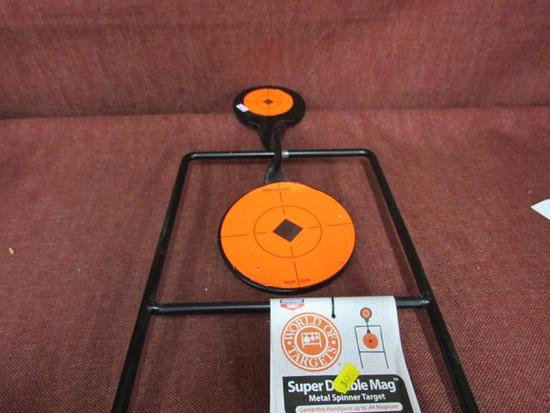 BWC Super Double Mag Target Spinner for Handguns