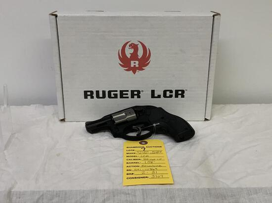 Sturm, Ruger & CO, LCR, 38 spl +p, sn: 541-10869, 1 7/8""