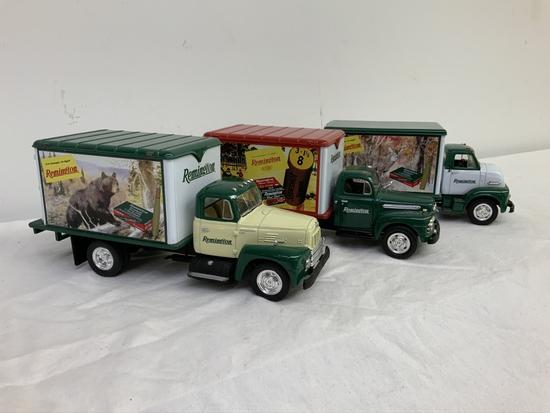 Remington Collector Toy Trucks
