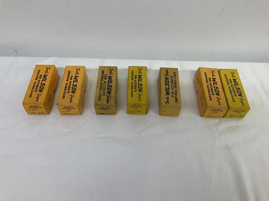 7 Wilson Gages in Original Boxes, 22-250, 222 Rem Mag (2)