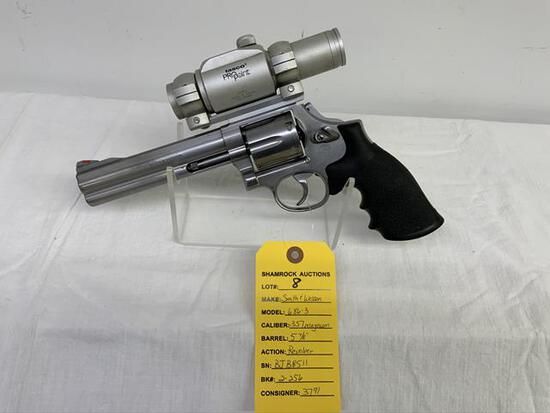 Smith & Wesson 686-3 357 magnum revolver, sn BJB8511,