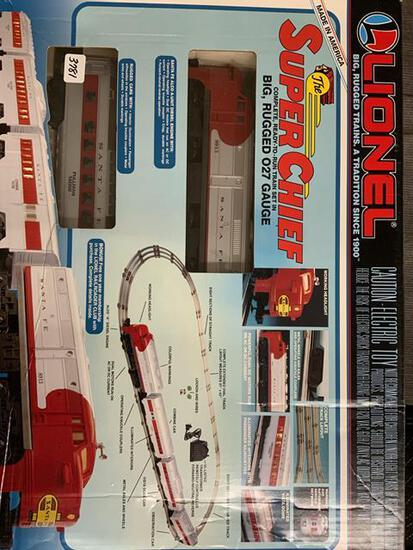 Lionel Super Chief in original box #6-11739