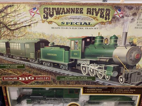bachmann suwanee river train set  in original box