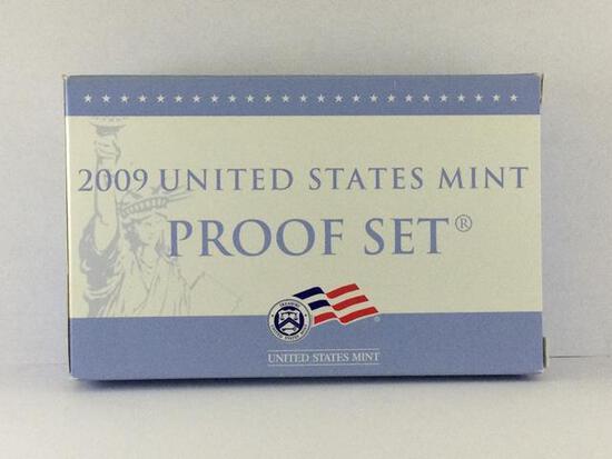 2009 United States Mint Proof Set, S Mint