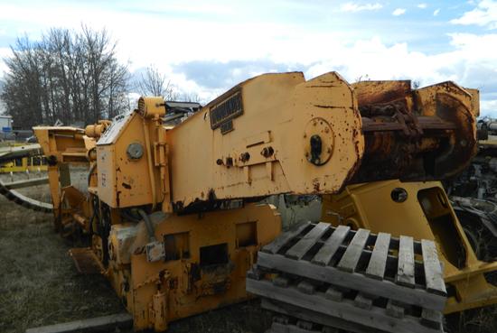 Haggloader 8HR Rail