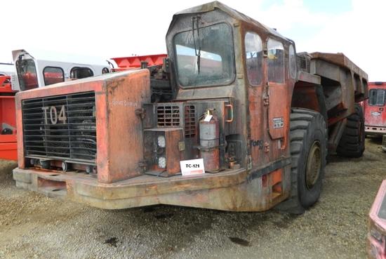 Tamrock Toro 40D Truck