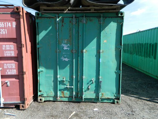 Shipping Container Number: 223134