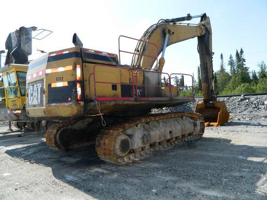 CAT 365C Excavator