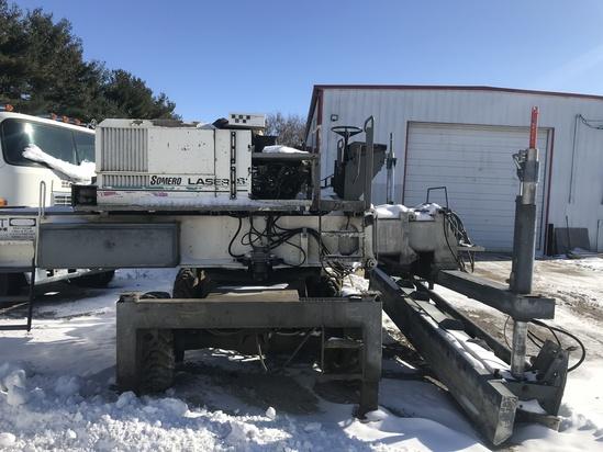 Penebaker Concrete & Equipment Complete Dispersal