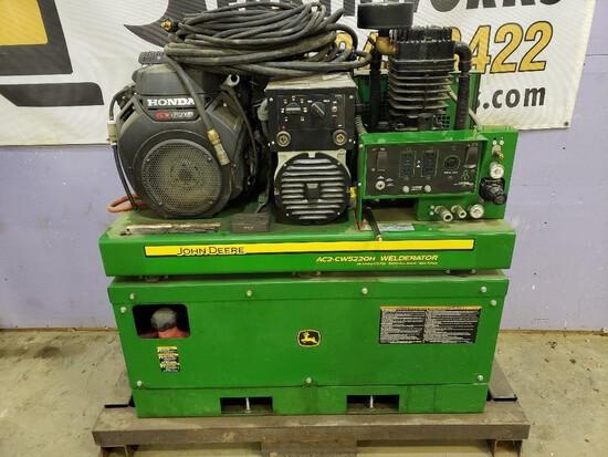 JOHN DEERE AC2-CW522OH welderator