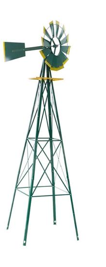 New 8ft Windmill (Green)